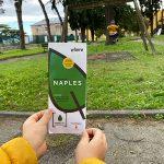 mappa parchi di Napoli