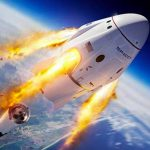 SpaceXLancio