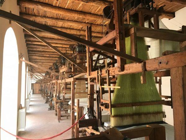 Museo della Seta del Belvedere di San Leucio