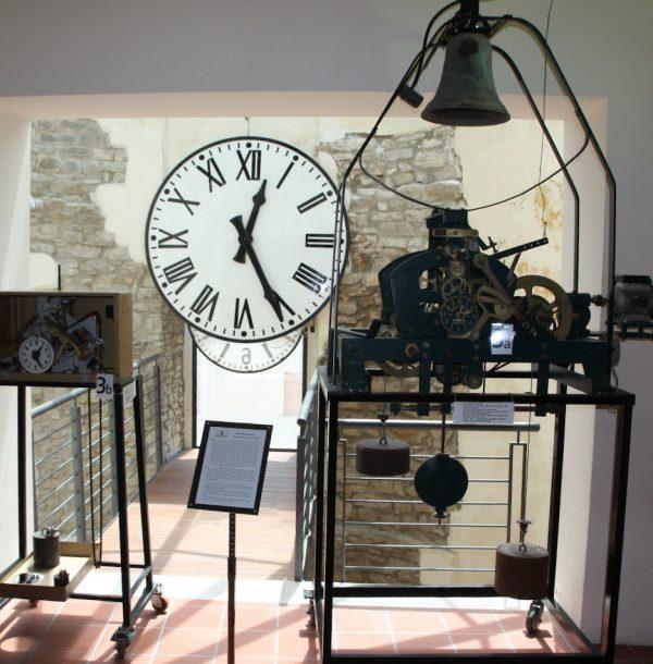Museo degli Orologi da Torre di San Marco dei Cavoti