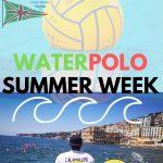 waterpolo summer week al circolo nautico di posillipo