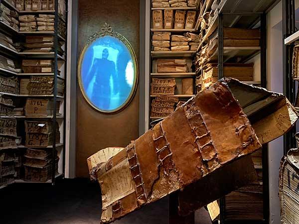 Cartastorie museo archivio banco di Napoli