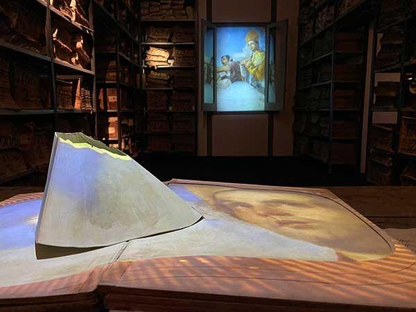 Cartastorie museo archivio banco di Napoli san gennaro
