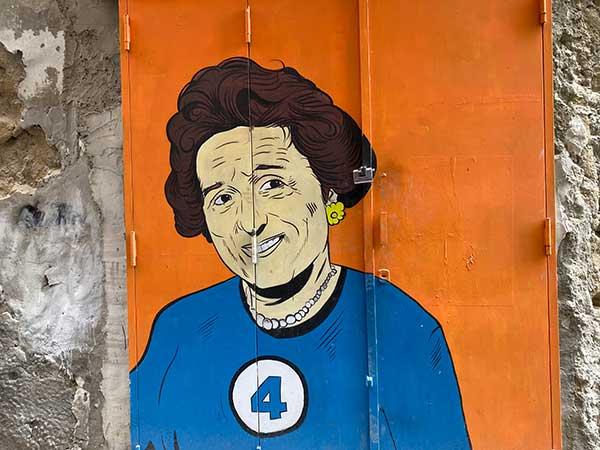 de filippo murales