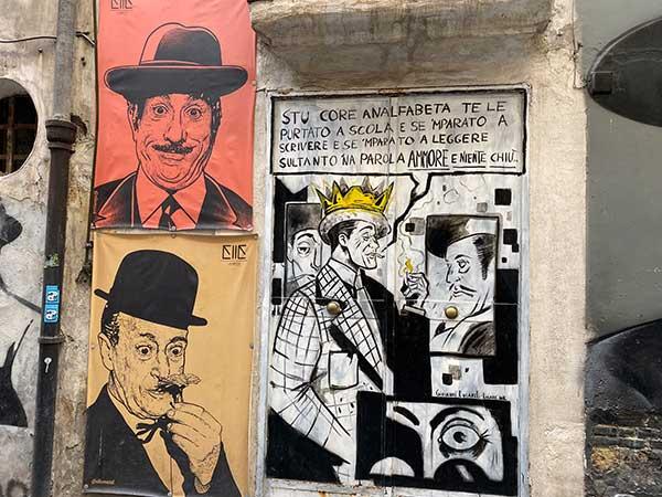 murales Totò