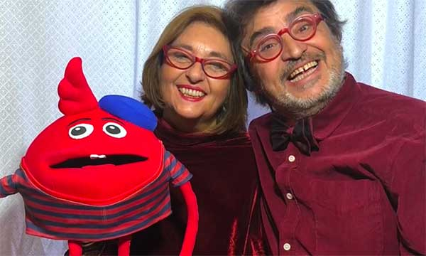 chiara patarino e Luigi Grosso