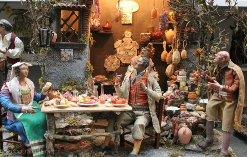 Viaggio nelle tradizioni del Natale in Campania