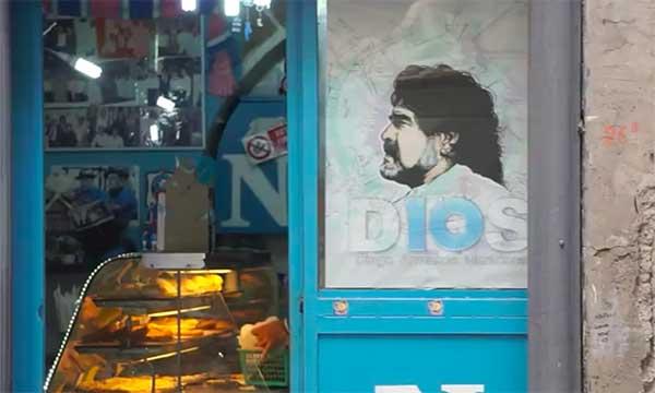 Maradona quartieri Napoli