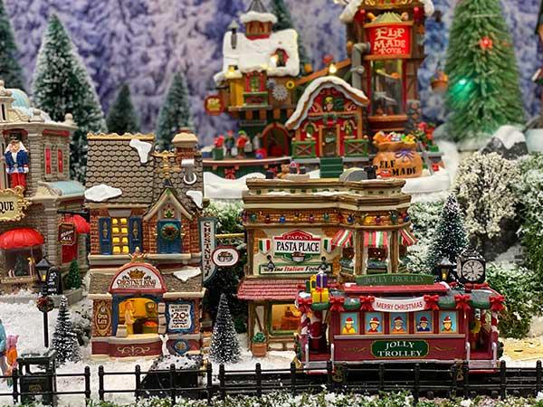 Villaggio Natale lemax
