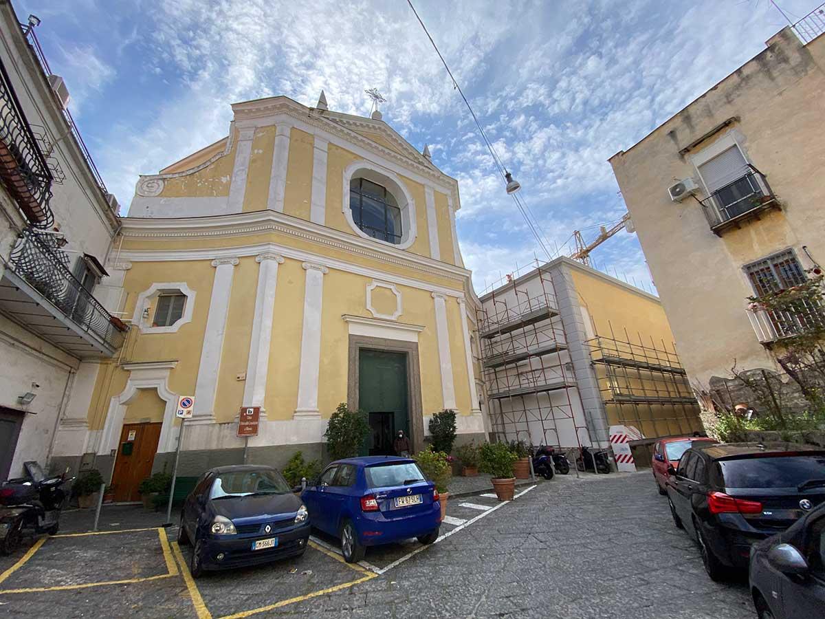 Chiesa di Santa Maria della Consolazione a Villanova