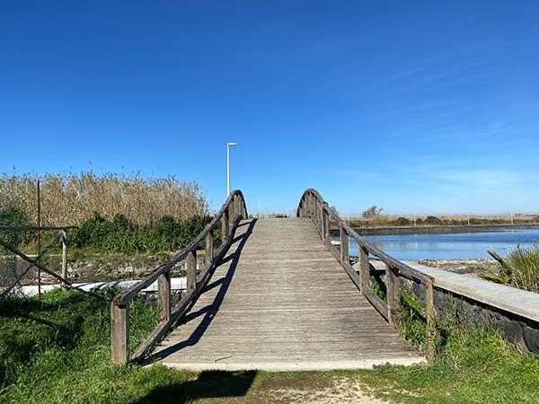 ponte lago fusaro bacoli