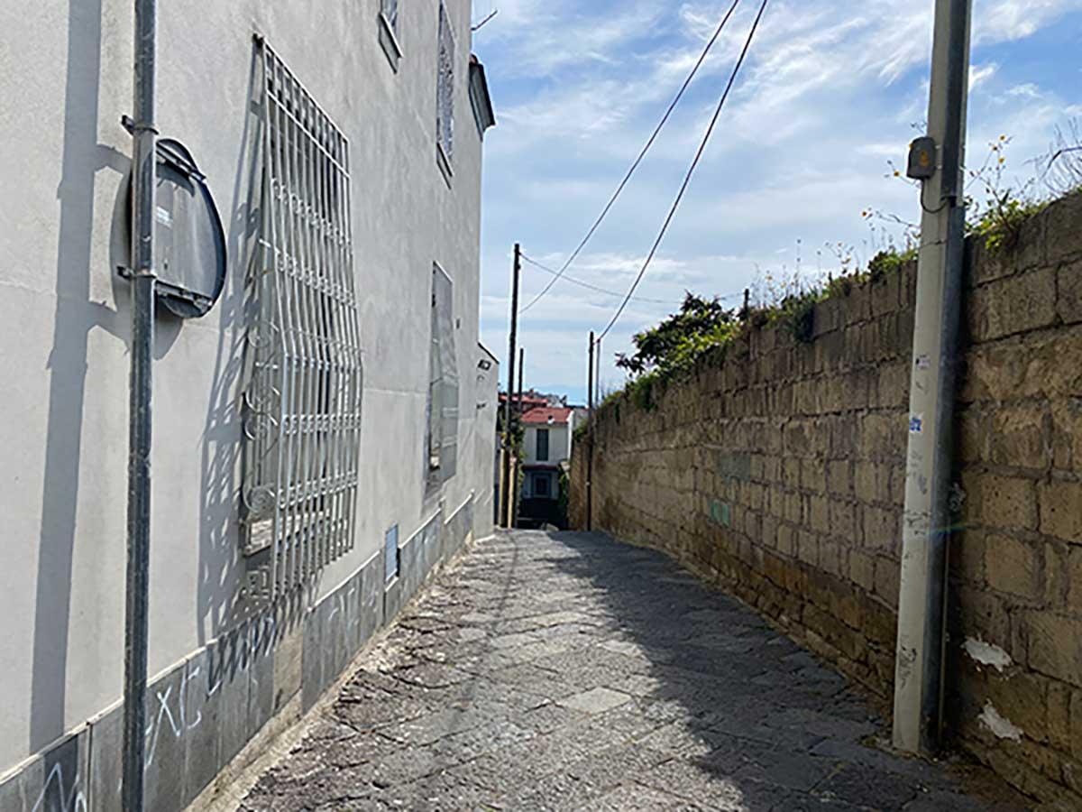 scale Napoli Villanova