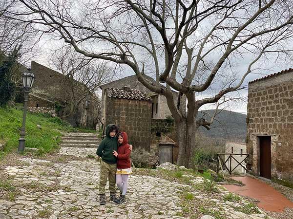 Vallata, il borgo fantasma in provincia di Caserta