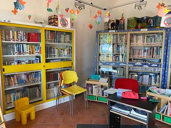 Biblioteca bambini bacoli