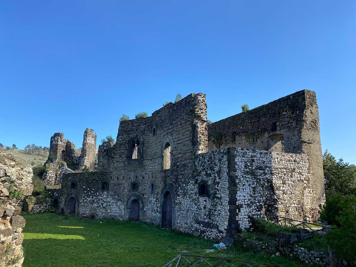 Caserta vecchia castello