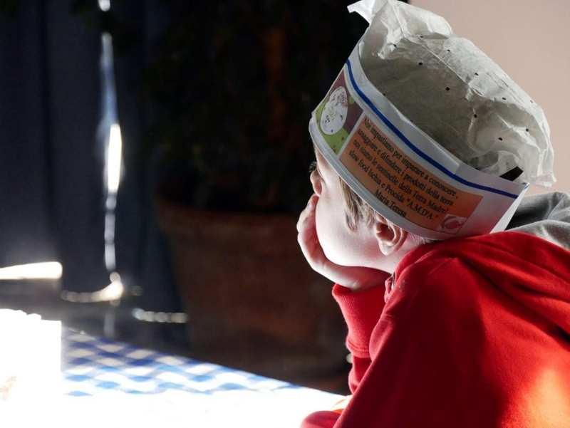 bambino ocn cappello da pasticcere