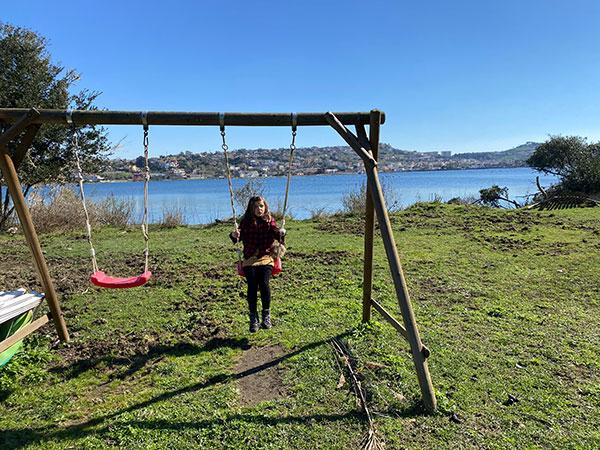 Parco della Quarantena a Bacoli: gita con i bambini nella natura