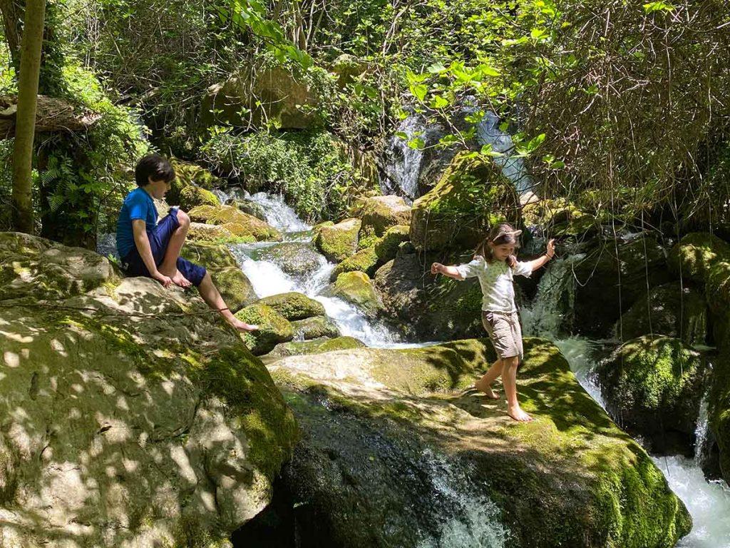 Cipresseta di Fontegreca: Picnic e passeggiata con i bambini