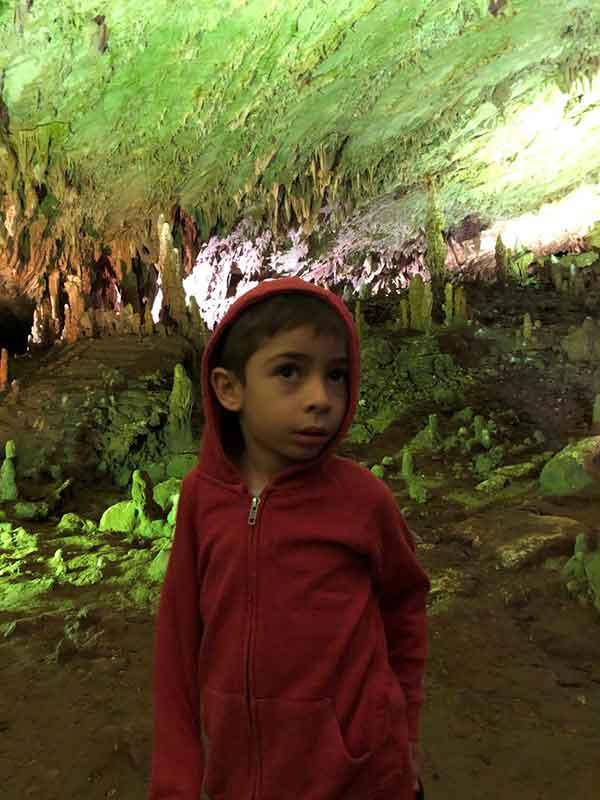 Grotte di Ccastelcivita