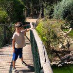 bambino all'oasi fiumara