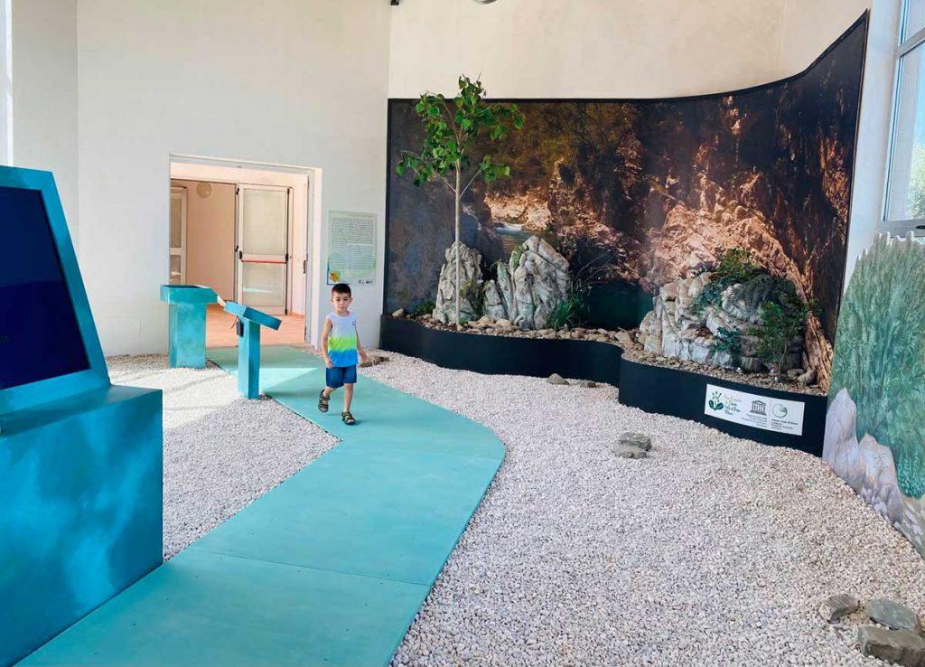 Il Museo del Paesaggio e della Natura a Santa Maria di Castellabate