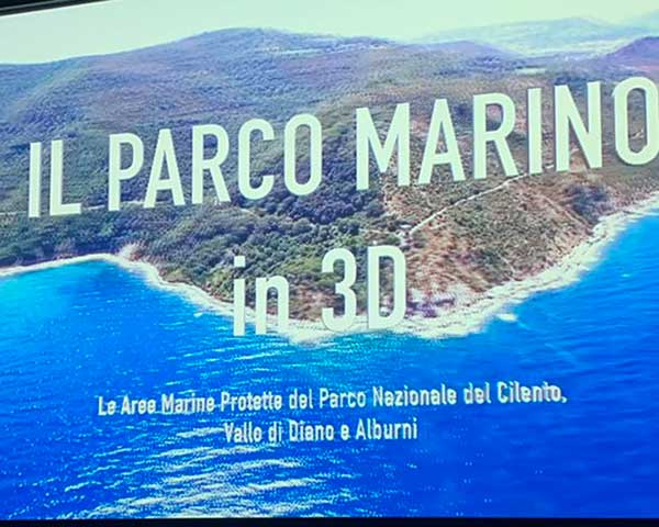 parco marino 3D