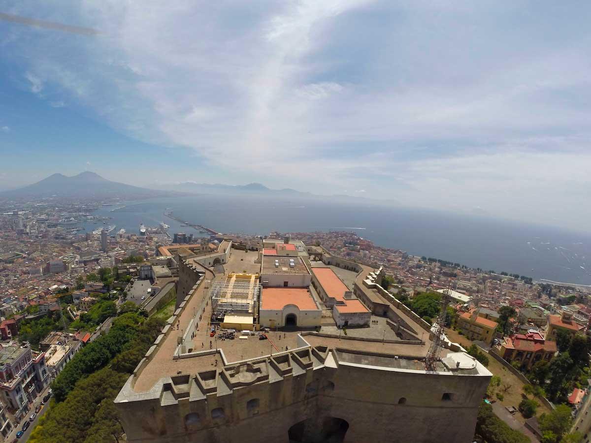 Catsel Sant'Elmo Napoli