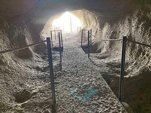 grotta seiano napoli